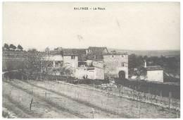 Cpa Ardèche - Salymes - Le Roux - Frankreich