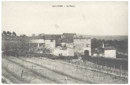 Cpa Ardèche - Salymes - Le Roux - Francia
