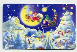 TK 02038 CHRISTMAS - JAPAN - Tamura 231-193 - Christmas