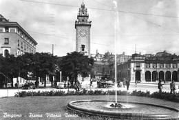 BERGAMO - PIAZZA VITTORIO VENETO - FINE ANNI 40 - Bergamo