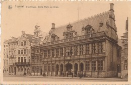 CPA - Belgique - Tournai - Grand'Garde - Doornik
