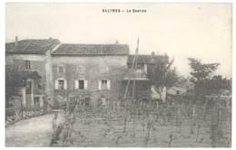 Cpa Ardèche - Salymes - La Bastide - Francia