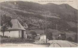 01 Ligne De Tramway électrique De Bellegarde à Chezery - Bellegarde-sur-Valserine