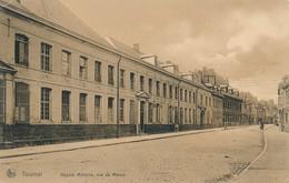 CPA - Belgique - Tournai - Hôpital Militaire - Tournai