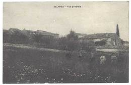 Cpa Salymes - Vue Générale - Francia