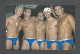 PIN UPS BOY - GAY INTEREST - PHOTO PRISE AU SENSATIONS BENIDORM BAR GAY - Pin-Ups