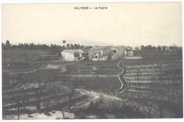 Cpa Salymes - Le Fabre - Francia