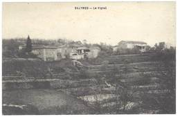 Cpa Salymes - Le Vignal - Francia