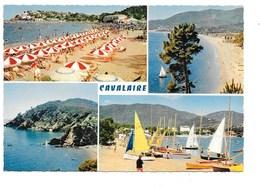 Souvenir De CAVALAIRE. (Multi-vues) - Cavalaire-sur-Mer