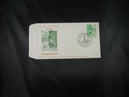 "BELG.1965 1328 FDC (Antwerpen) : "" Dag Van De Postzegel / Journéé Du Timbre "" - 1961-70"