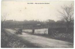Cpa Salymes - Mas De Soulier-Modène - Frankreich