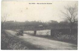 Cpa Salymes - Mas De Soulier-Modène - Francia
