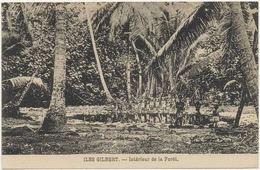 CPA ILES GILBERT - Intérieur De La Forêt - Animée - Kiribati