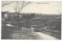 Cpa Salymes - Le Darboussy - Frankreich