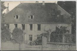 CPA - Villers Farlay - Les Fleurs - Villa - Villers Farlay