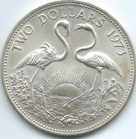 Bahamas - Elizabeth II - 1973 - 2 Dollars - KM23 - Bahamas