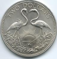 Bahamas - Elizabeth II - 1974 - 2 Dollars - KM66 - Bahamas