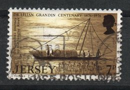 Ref: 1343. Jersey. 1976. Viaje Por El Rio Yangtze - Jersey