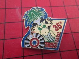 513e PIN'S PINS / Rare Et De Belle Qualité / THEME ASSOCIATIONS : SERAIT UNE ASSO GENRE ROTARY LION'S CLUB ? - Animaux