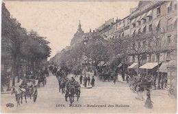 75. PARIS. Boulevard Des Italiens. 4096 - France
