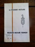 Belgische Militaire Tijdingen  1976  In Franse Taal En Nederlands - Revues & Journaux