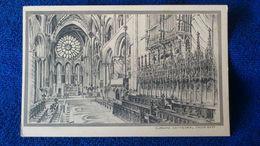 Durham Cathedral Choir East England - Durham