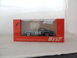 FERRARI 250 GTL NR. 116 TARGA FLORIO 1965 BEST 9129 NUOVA IN BOX - Best Model