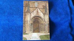 North Door Durham Cathedral England - Durham