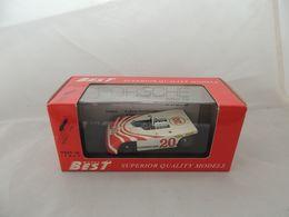 PORSCHE 908/3 NR. 20 TARGA FLORIO 1970 BEST 9050 NUOVA IN BOX - Best Model