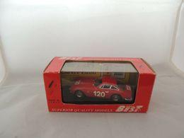 FERRARI 250 GTL NR. 120 TARGA FLORIO 1964 BEST 9078 NUOVA IN BOX - Best Model