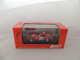 ALFA ROMEO TZ2 NR. 124 TARGA FLORIO 1967 BEST 9239 NUOVA IN BOX - Best Model
