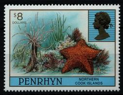 Penrhyn 1997 - Mi-Nr. 585 ** - MNH - Meerestiere / Marine Life - Penrhyn