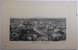 Antibes - Vue Générale - Antibes - Vieille Ville