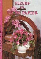 FLEURS EN FILS DE PAPIER - Home Decoration