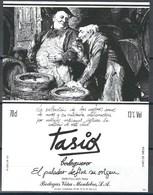 Etiquette De Vin D' Espagne  * Tasio * - Etiquettes