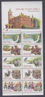 Afrique Du Sud Carnet N° 31 XX  : Tourisme Les 2 Séries PA 31 / 35 émises En Carnet  Sans Charnière, TB - Südafrika (1961-...)
