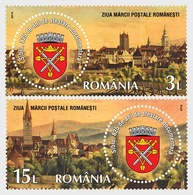 Roumanie Romania 6034/35 Sibiu - Sellos