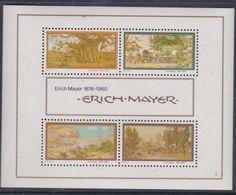 Afrique Du Sud BF N° 4 XX  : Tableau D'Erich Mayer, Le Bloc Sans Charnière, TB - Afrique Du Sud (1961-...)
