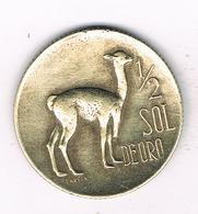 1/2 SOL 1967 PERU /3253/ - Peru