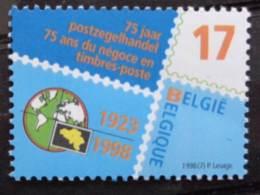 BELGIQUE 1998 N° 2752 ** - C.P.B.N.T.P. - Unused Stamps