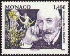 """Monaco YT 2797 """" Georges Méliès """" 2011 Neuf** - Nuovi"""
