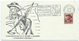 Enveloppe 1er Jour France FDC Bagneres De Bigorre 1962 - 1961-....
