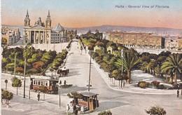 CARTOLINA - POSTCARD - MALTA - GENERALE VIEW OF LORIANA - Malta