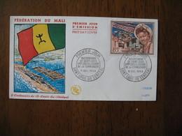 FDC Mali 1959 Tricentenaire De Saint-Louis - Mali (1959-...)