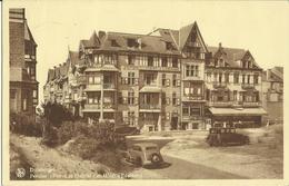 Duinbergen -- Pension Pierre Et Gabriel Et Hôtel Edelweiss.   (2 Scans) - Heist