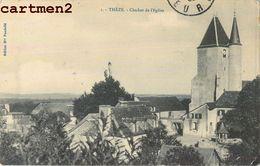 THEZE CLOCHER DE L'EGLISE 64 - Frankrijk
