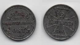 + RUSSIE. + 2 KOPECKS 1916 +  TRES BELLE + - Russia