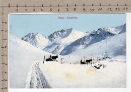 Flüela - Passhöhe (1917) - GR Grisons