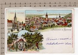 Souvenir De Bienne (1902) - BE Berne