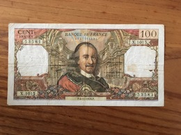 FRANCE 100 Francs Type Corneille - 4-11-1976 - F / TB - 1962-1997 ''Francs''